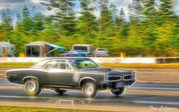 Mark Coleman Wall Art - Photograph - Go Speed Racer by Tim Coleman