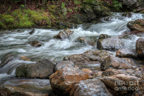 Photograph - Go With The Flow by Larry McMahon