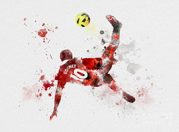 Premier League Wall Art - Mixed Media - Goal Of The Season by My Inspiration