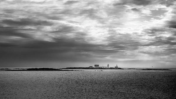 Photograph - Goat Island Light, Cape Porpoise, Maine by Samuel M Purvis III