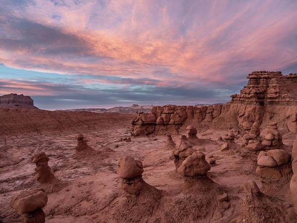 Photograph - Goblin Sunset by Martin Gollery