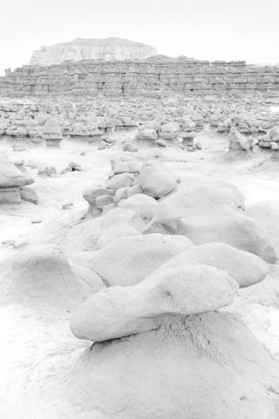 Photograph - Goblin Valley by Mike Irwin