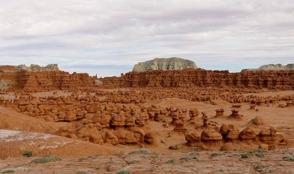 Photograph - Goblin Valley State Park - 3 by Christy Pooschke