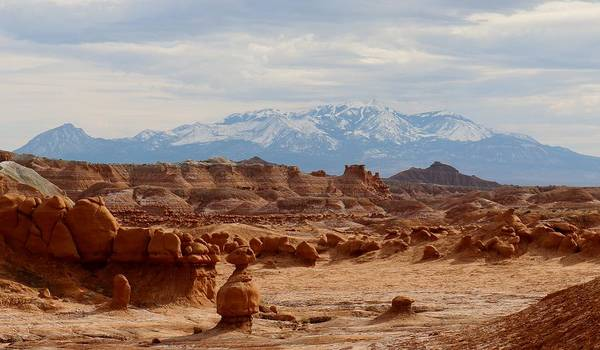 Photograph - Goblin Valley State Park - 5 by Christy Pooschke