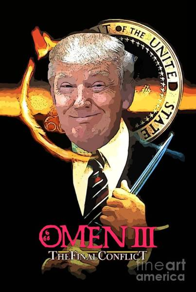 Presidency Digital Art - God Forbid by John Malone
