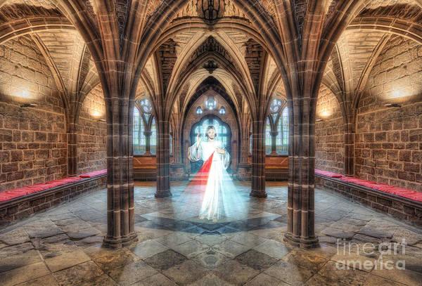Photograph - God Hears Our Prayers by Ian Mitchell