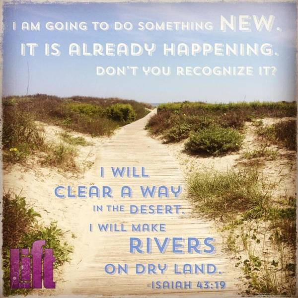 Design Wall Art - Photograph - God Is Able To Make A Way Where There by LIFT Women's Ministry designs --by Julie Hurttgam