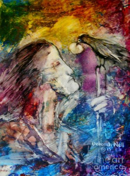 Painting - God Will Provode by Deborah Nell