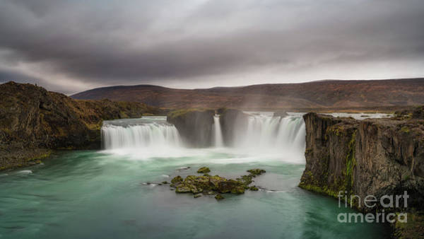 Photograph - Godafoss  by Michael Ver Sprill