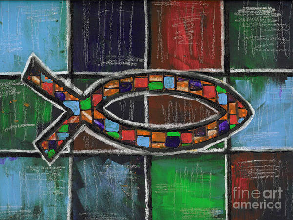 Painting - God's Building Blocks by Susan Hendrich