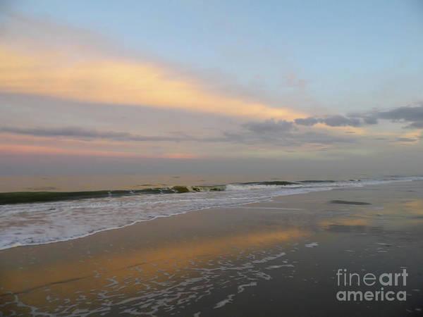 Photograph - God's Painted Beach Beauty by D Hackett