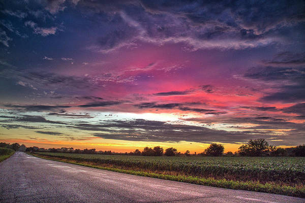 Wall Art - Photograph - God's Painting 2 by Tru Vision Photography
