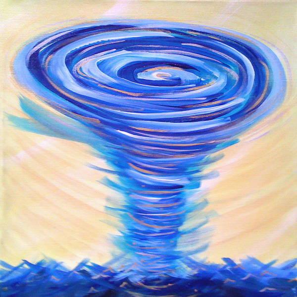 God's Power Overcomes Art Print