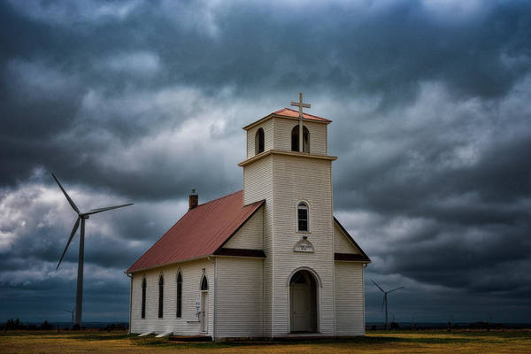 Photograph - God's Storm by Darren White