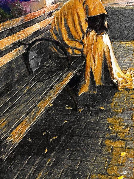 Painting - Ghost by Tony Rubino