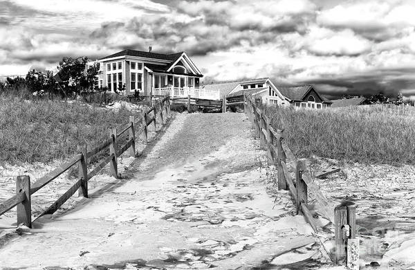 Wall Art - Photograph - Going Home At Surf City by John Rizzuto