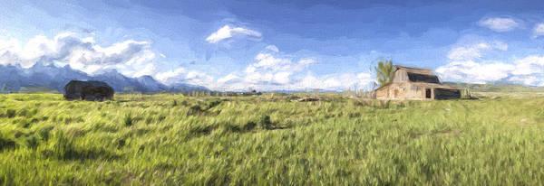 Wall Art - Digital Art - Going Home II by Jon Glaser