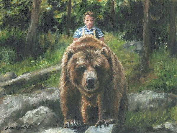 Painting - Going Home by Lori Brackett