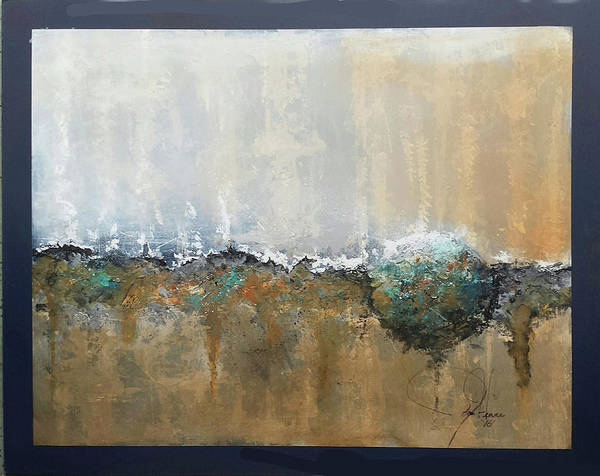 Wall Art - Painting - Going Somewhere by John Henne