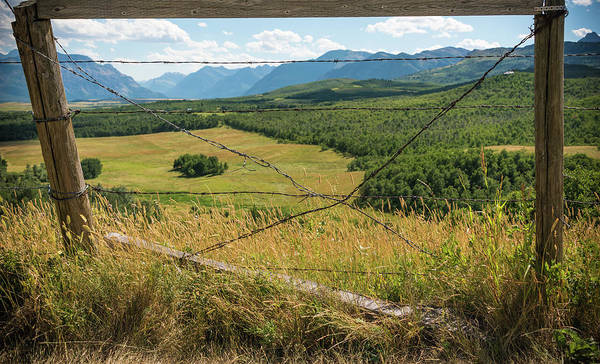Photograph - Going To Waterton by Kristopher Schoenleber