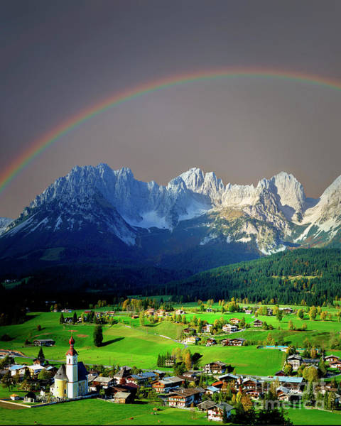 Photograph - Going Tyrol by Edmund Nagele