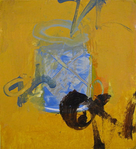 Painting - Gold by Cliff Spohn