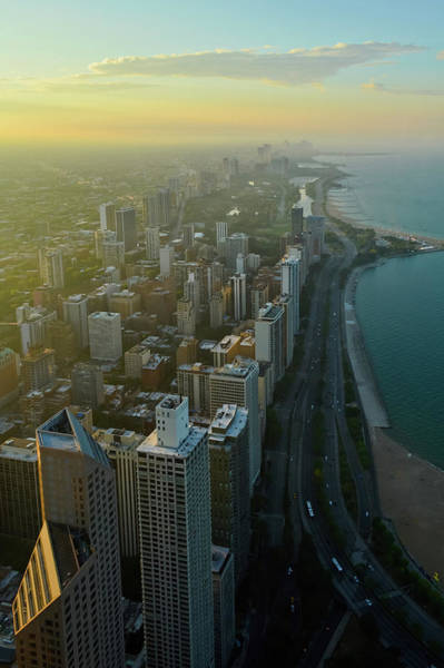 Photograph - Gold Coast Chicago Portrait by Kyle Hanson