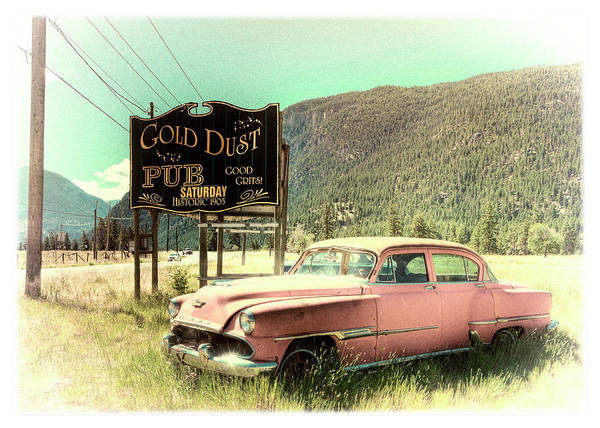 Photograph - Gold Dust by Doug Matthews