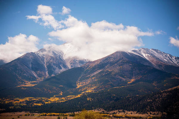 Photograph - Gold In The Hills by Marilyn Hunt