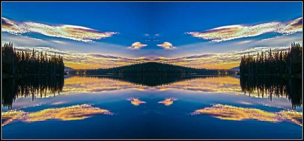 Photograph - Gold Lake Sunrise 2 by Sherri Meyer