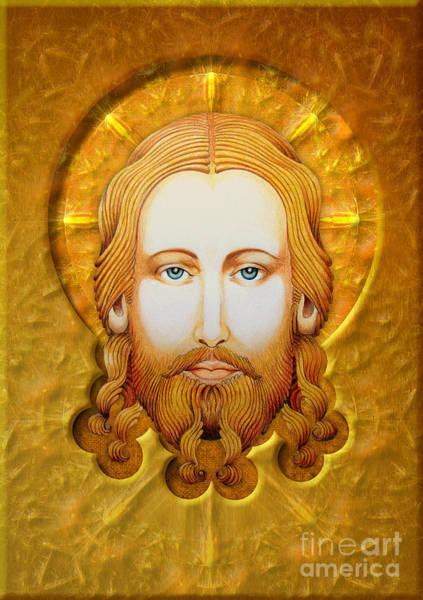 Digital Art - Gold Plate Icon by Alexa Szlavics
