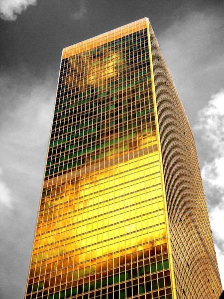 Photograph - Gold by Roberto Alamino