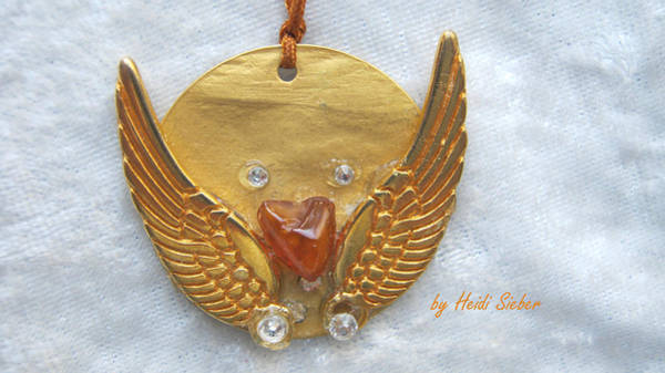 Jewelry - Golden Age Within You by Heidi Sieber