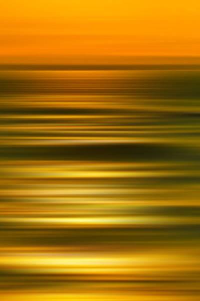 Scenery Wall Art - Photograph - Golden Aqua Bumps by Az Jackson