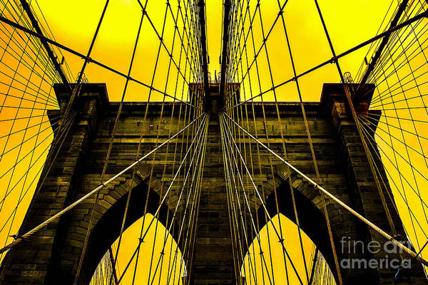 Wall Art - Photograph - Golden Arches by Az Jackson