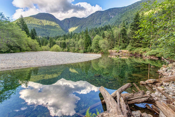 Photograph - Golden Ears Serenity by Pierre Leclerc Photography
