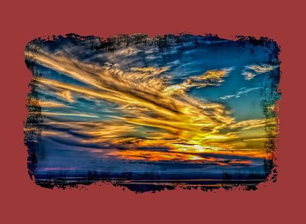 Photograph - Golden Evening 2 by John M Bailey