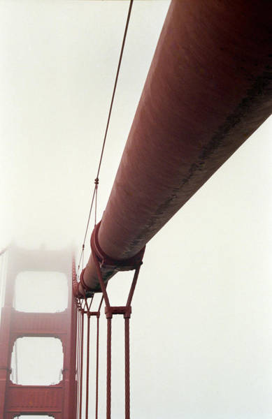 Photograph - Golden Gate 3 by Mark Fuller