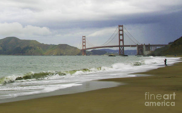 Photograph - Golden Gate Bridge #4 by Joyce Creswell