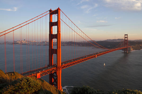 Photograph - Golden Gate Bridge by Nathan Rupert