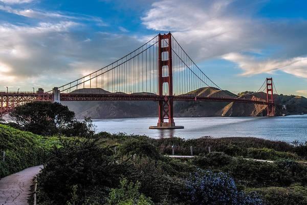 Wall Art - Photograph - Golden Gate Bridge by Paul Freidlund