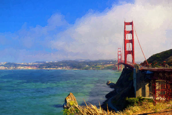 Photograph - Golden Gate by Greg Norrell
