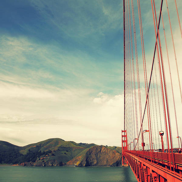 Photograph - Golden Gate by Matt