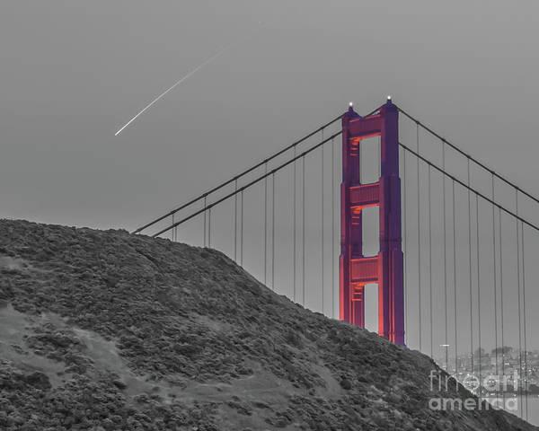Wall Art - Photograph - Golden Gate  by Michael Tidwell
