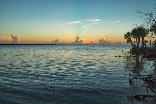 Photograph - Golden Horizon by John M Bailey