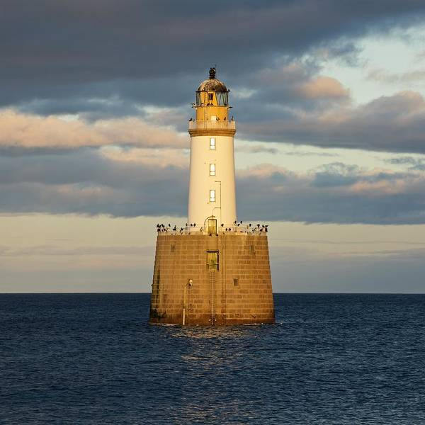 Photograph - Golden Hour At Rattray Head by Stephen Taylor