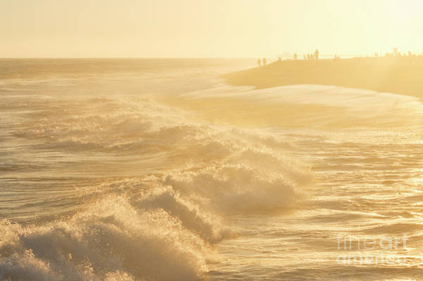 Photograph - Golden Hour At The Wedge by Eddie Yerkish