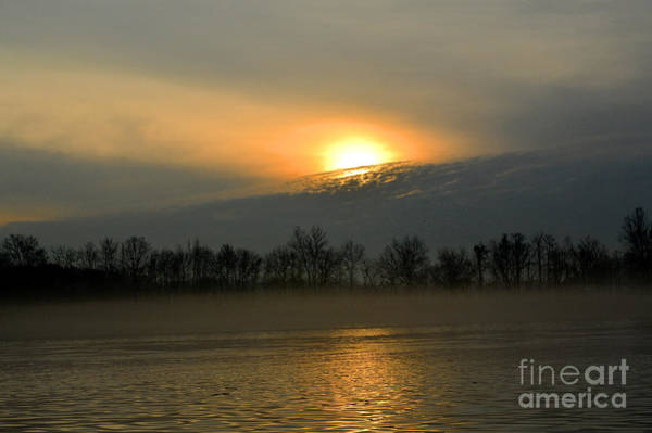 Photograph - Golden Hour Sunrise - Delaware River Art by Robyn King