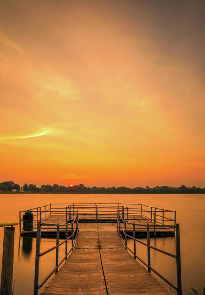 Photograph - Golden Morning Sky by Dan Sproul