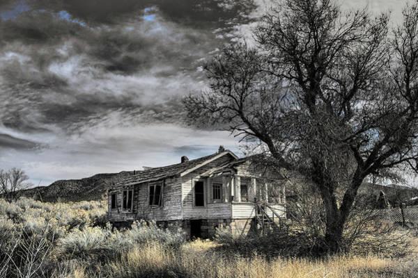 Photograph - Golden New Mexico by Robert FERD Frank